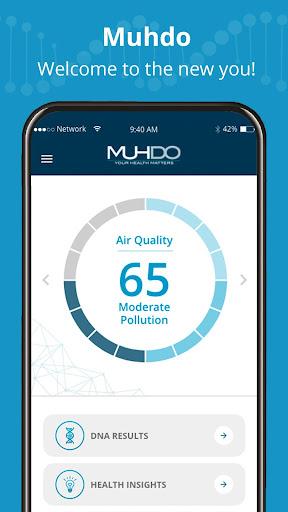 Muhdo screenshot 1