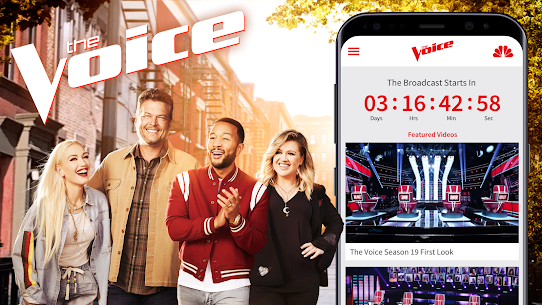 The Voice Official App For Pc – Free Download 2021 (Mac And Windows) 1