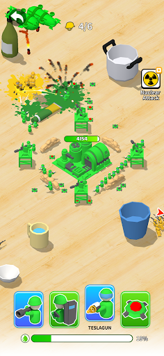 Toy Army: Draw Defense 0.1 screenshots 4
