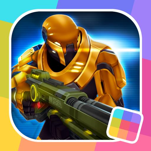 Neon Shadow: Cyberpunk 3D First Person Shooter