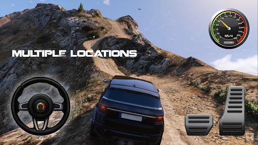 Offroad Jeep Simulator android2mod screenshots 2