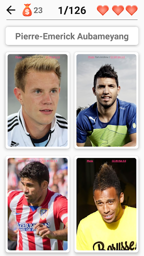 Soccer Players - Quiz about Soccer Stars! 2.99 Screenshots 2