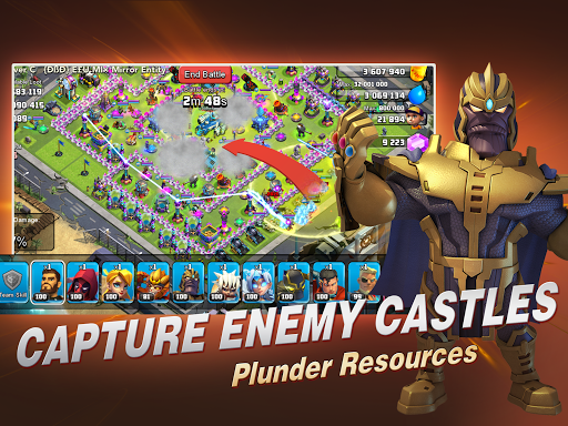Clash of Avengers: Top Heroes Battle - Defense War 1.0.0 Screenshots 10