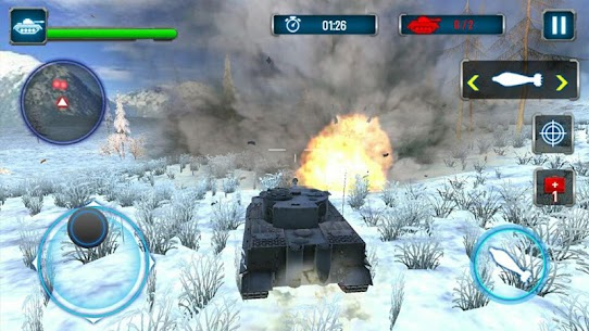 Tank Strike 3D MOD APK 4