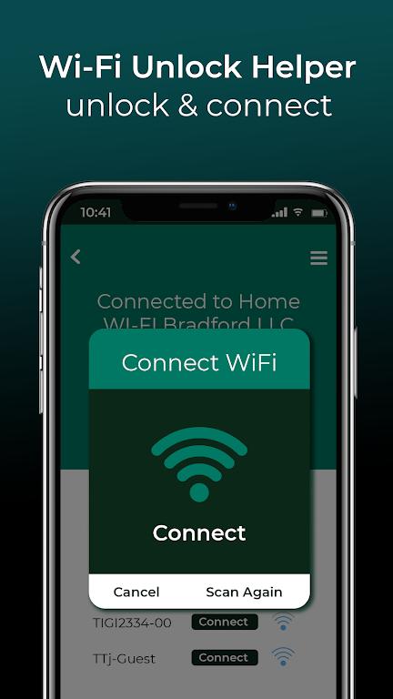 WiFi Unlock Helper poster 4