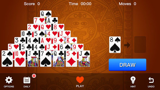 Pyramid Solitaire screenshots 15