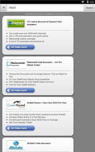 Cheap Car Insurance  screenshots 4