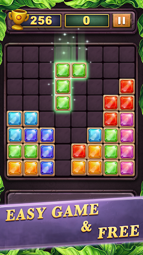 Jewels Block Puzzle Gems apktreat screenshots 1