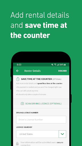 Enterprise Rent-A-Car - Car Rental 4.0.0.489 Screenshots 8