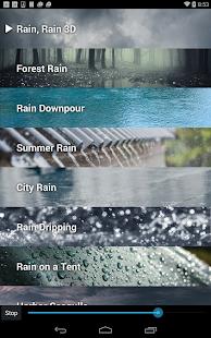 Rain Rain Sleep Sounds