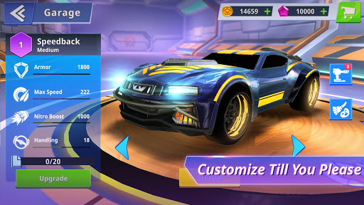 Overleague - Rocket Racing League 2021 0.2.4 Screenshots 13