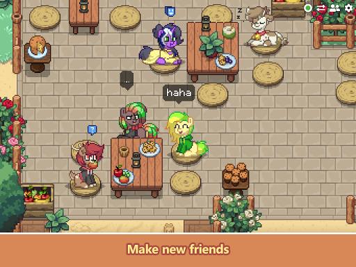 Pony Town - Social MMORPG screenshots 9