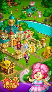 Magic City: fairy farm and fairytale country 1