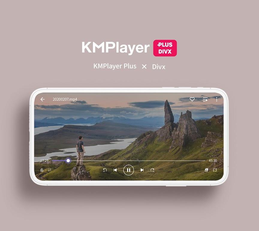 KMPlayer Plus (Divx Codec) - Video player & Music  poster 0