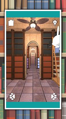 秘密の図書館 -脱出ゲーム-のおすすめ画像1