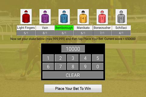 Code Triche Flat Race Horse Racing APK Mod screenshots 1