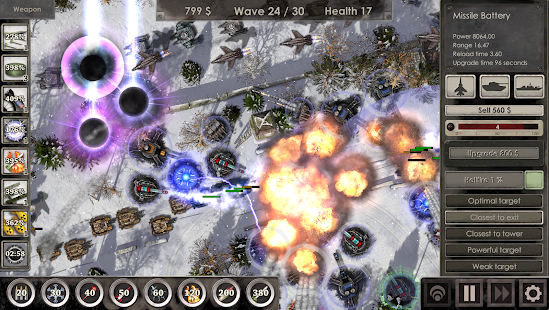Defense Zone 3 Ultra HD Screenshot