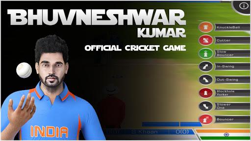 Bhuvneshwar Kumar : Official Cricket Game screenshots 1