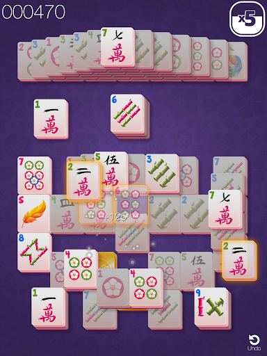 Gold Mahjong FRVR - The Shanghai Solitaire Puzzle screenshots 7