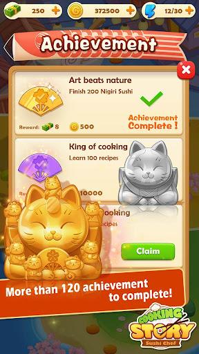 Sushi Master - Cooking story screenshots 4