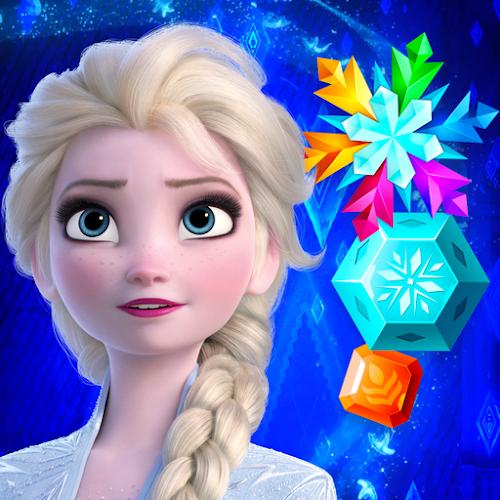 Disney Frozen Adventures: Customize the Kingdom (Mod) 16.1.0 mod