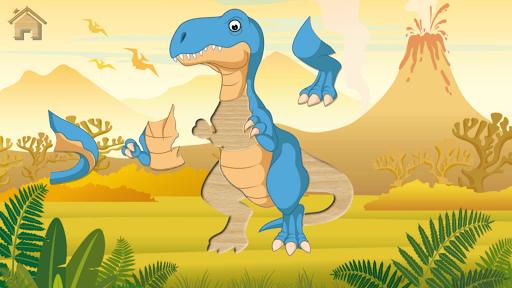 Dino Puzzle 3.3.7 screenshots 16