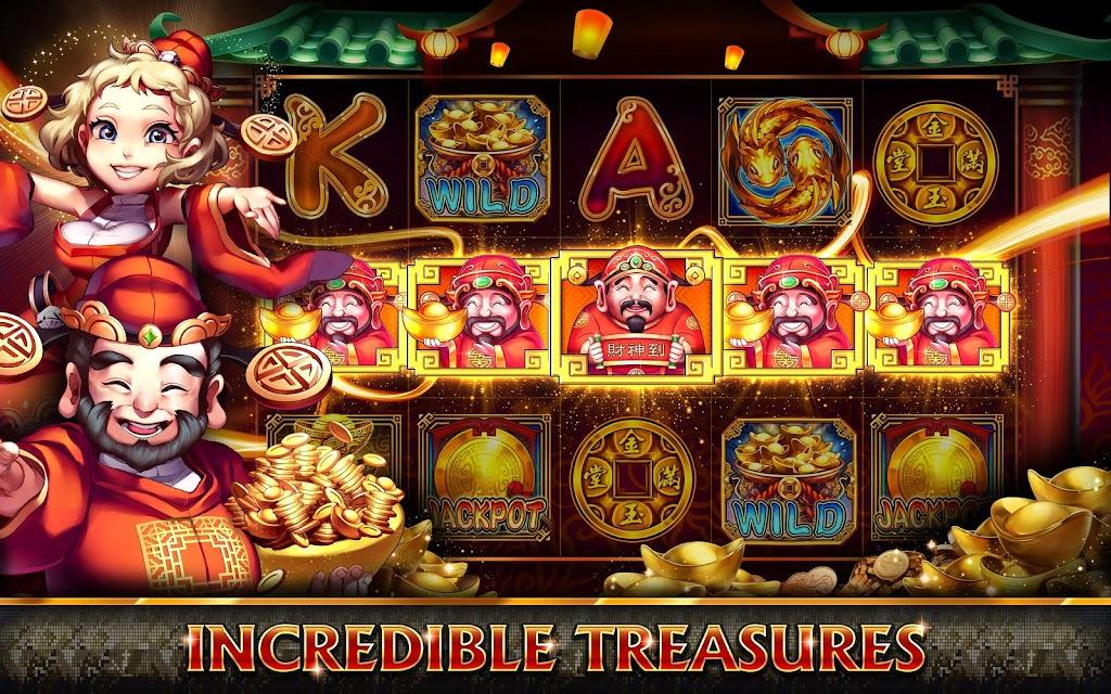 Let's Vegas Slots - Casino Slots poster 21