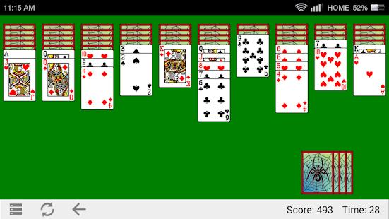 Classic Spider 1.5.1 screenshots 1