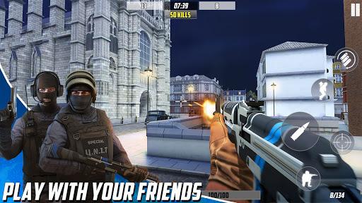Hazmob FPS : Online multiplayer fps shooting game apklade screenshots 2