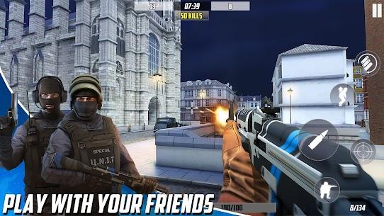 Hazmob FPS : Online Multiplayer FPS Shooting Game Mod Apk 1.1.37 (Endless Game Currency) 2
