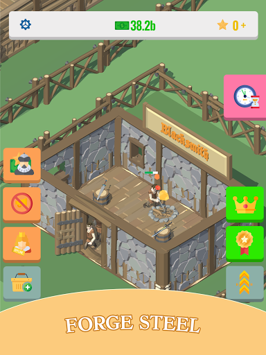 Idle Medieval Village: 3d Tycoon Game  screenshots 10