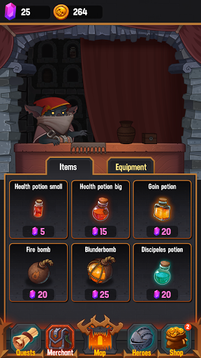 Dungeon: Age of Heroes  screenshots 6
