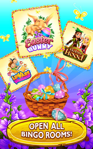 Easter Bunny Bingo 7.35.1 screenshots 14