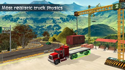 American Truck Driving Simulator - New Game  screenshots 8