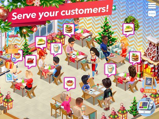 My Cafe u2014 Restaurant game goodtube screenshots 8