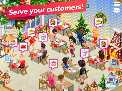 My Cafe — Restaurant game Screenshot