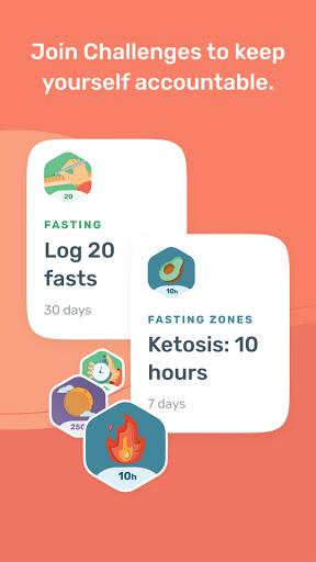 Zero - Simple Fasting Tracker 2.9.3 Screenshots 5