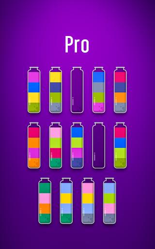 Sort Water Puzzle - Color Sorting Game  screenshots 16