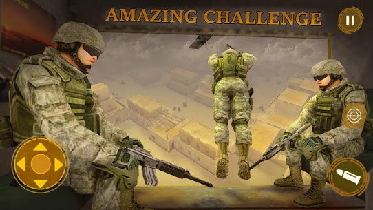 Unfallen Identity: FPS shooting mission game. Game Hack Android and iOS 3