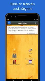 Bible en franu00e7ais Louis Segond 4.6.1e Screenshots 1