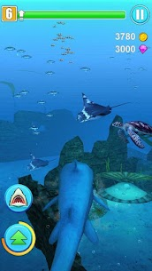 Köpekbalığı Simulatörü Full Apk İndir 5
