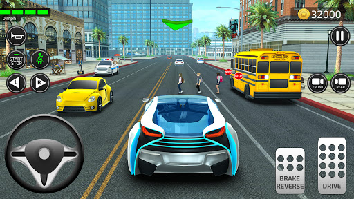 Driving Academy: Car Games & Driver Simulator 2021 3.0 Screenshots 2