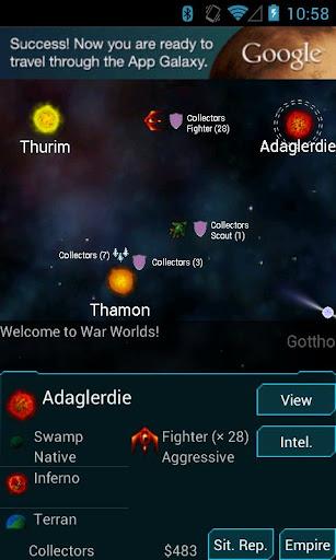 War Worlds 1.0.1027 screenshots 1