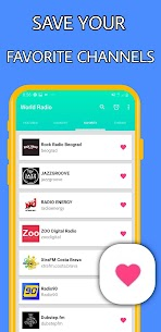 Radio app pro for Android 1