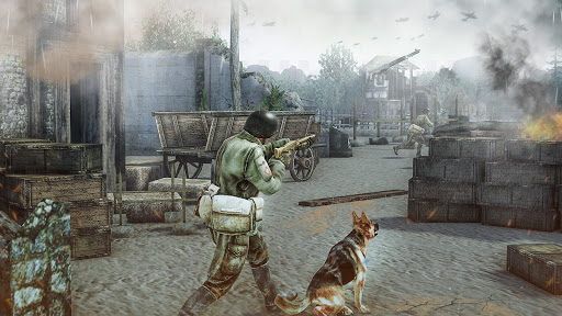 Call Of Courage : WW2 FPS Action Game 1.0.20 screenshots 9
