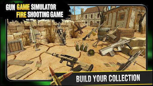 Gun Game Simulator: Fire Free u2013 Shooting Game 2k21 1.0.4 screenshots 5