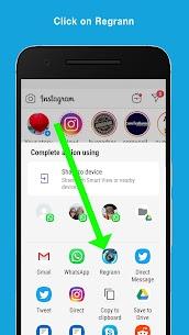 Repost for Instagram – Regrann Pro v10.10 MOD APK 3