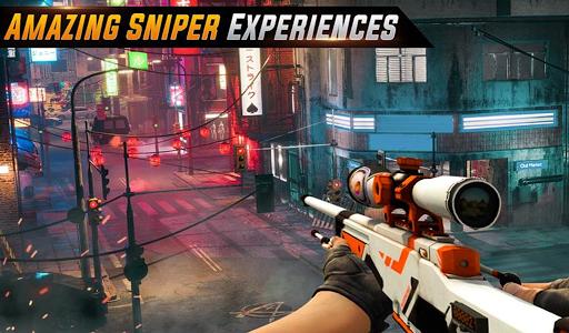 Real Sniper Shooter: FPS Sniper Shooting Game 3D 55 Screenshots 14
