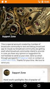 Broadcast Messenger 4