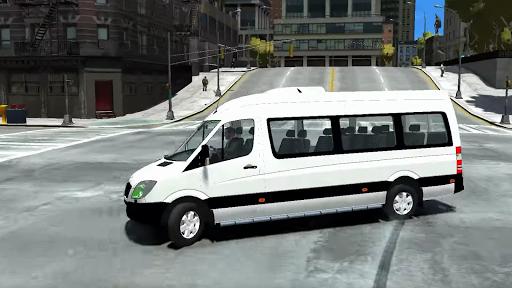 Sprinter Bus Transport Game 1.3 screenshots 3